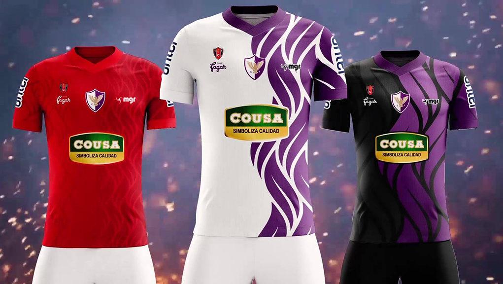 Camisas do CA Fénix 2019 MGR Sport
