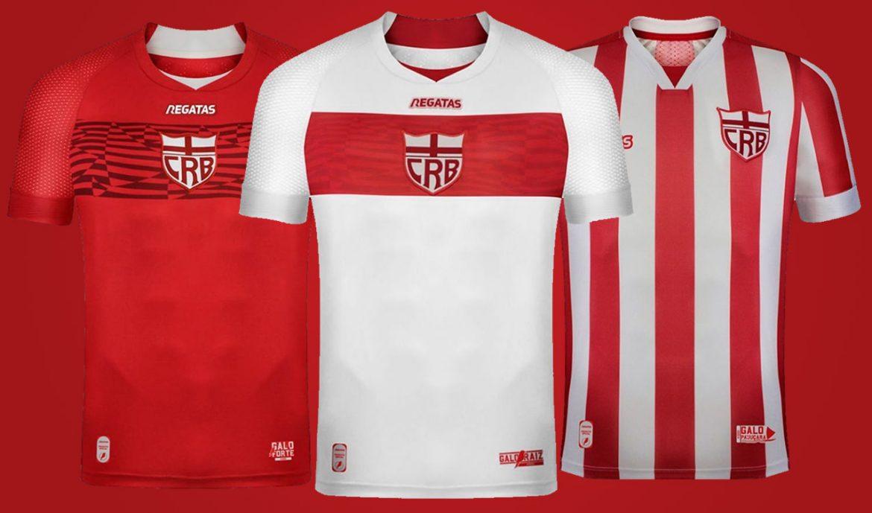 Camisas do CRB 2019 Regatas