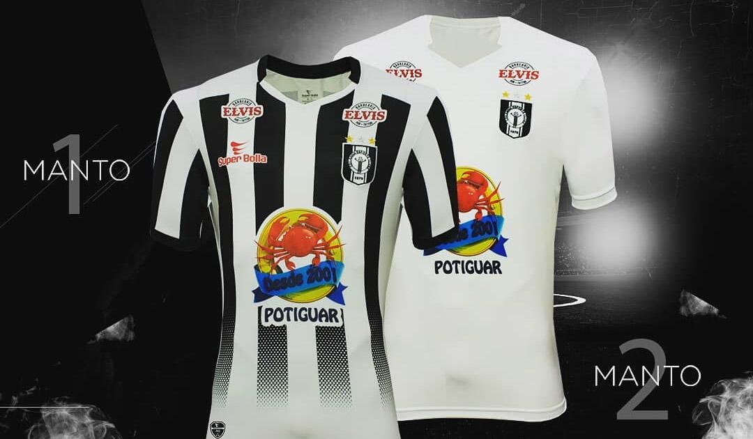 Camisas do Ceilândia EC 2019 Super Bolla
