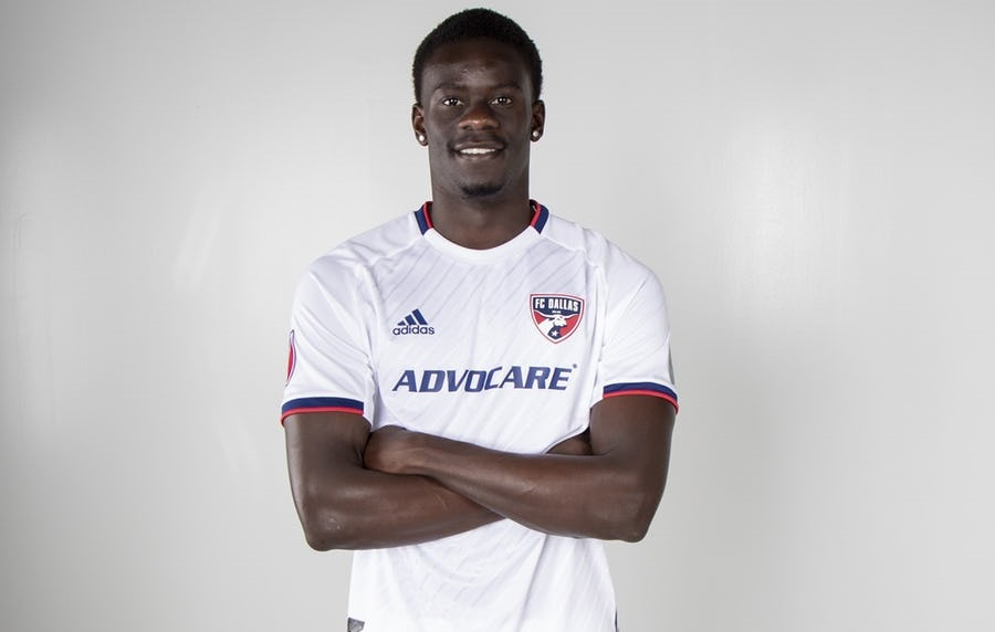 Camisas do FC Dallas 2019 Adidas MLS