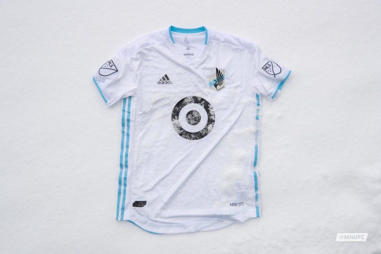 Camisas do Minnesota United 2019 Adidas MLS