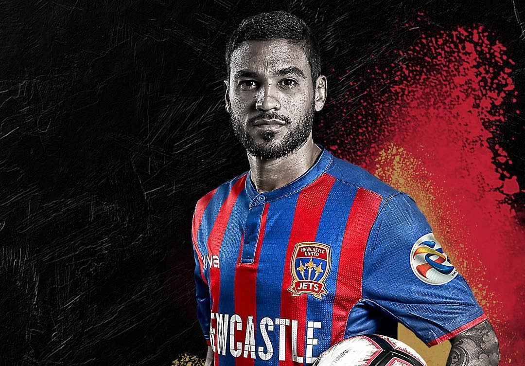 Camisas do Newcastle Jets 2019 Viva