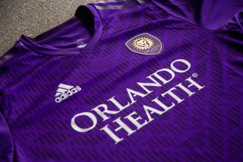 Camisas do Orlando City 2019 Adidas abre