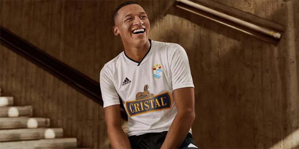 Camisas do Sporting Cristal 2019-2020 Adidas abre