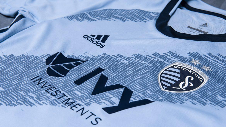 Camisas do Sporting Kansas City 2019 Adidas