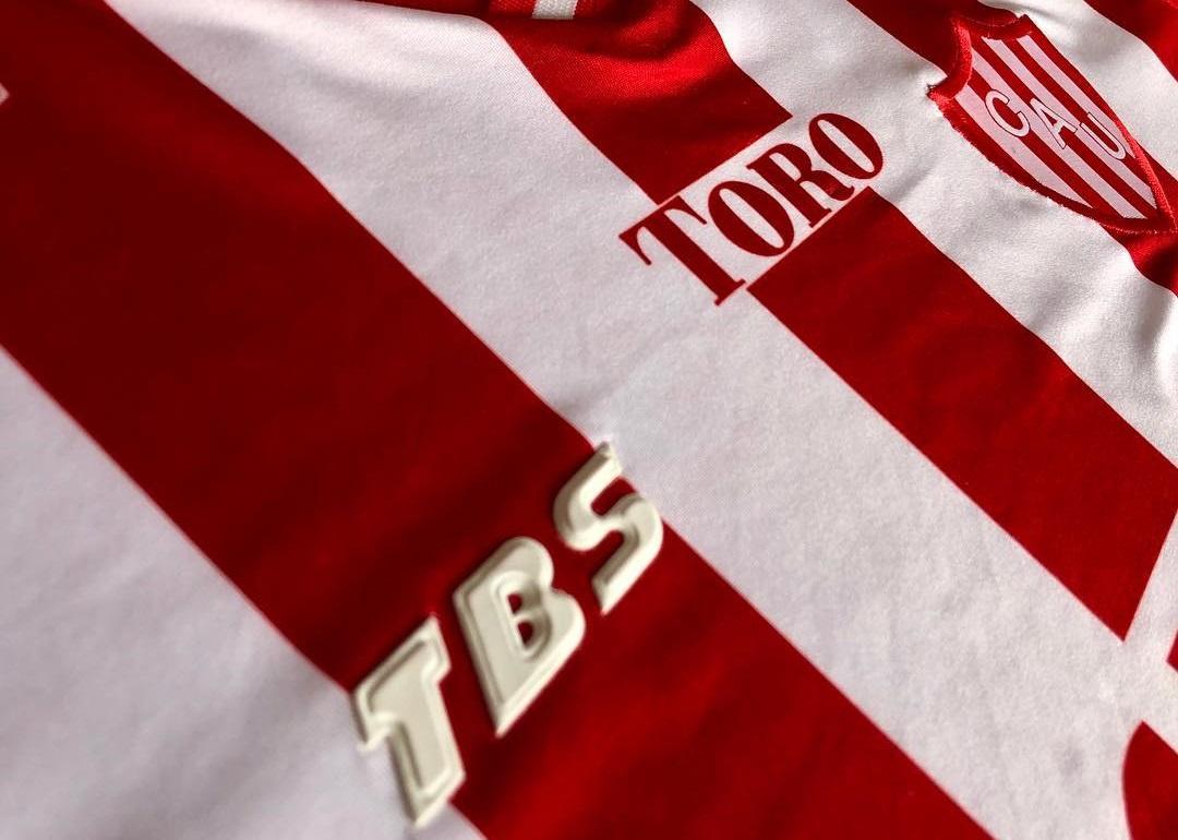 Camisas do Unión Santa Fé Sul-Americana 2019 TBS
