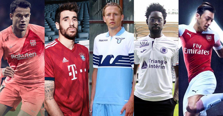 Estudo da UEFA lista principais fornecedoras na Europa em 2018-2019 abre