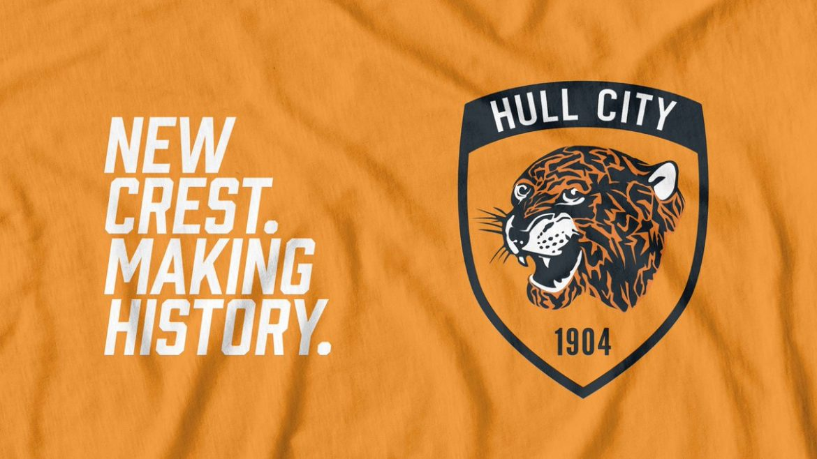 Novo escudo do Hull City