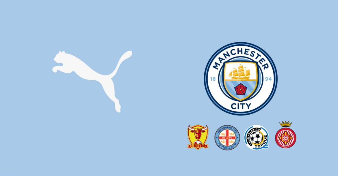 PUMA Manchester City Football Group