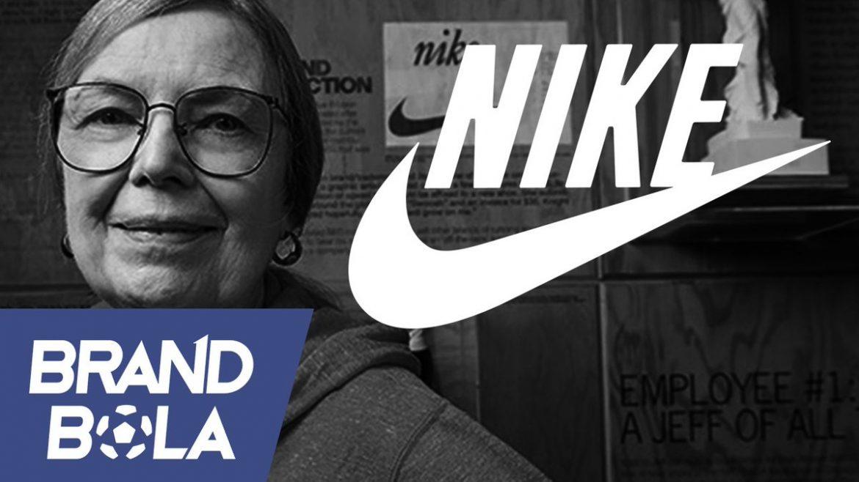 Quanto custou o logo da Nike