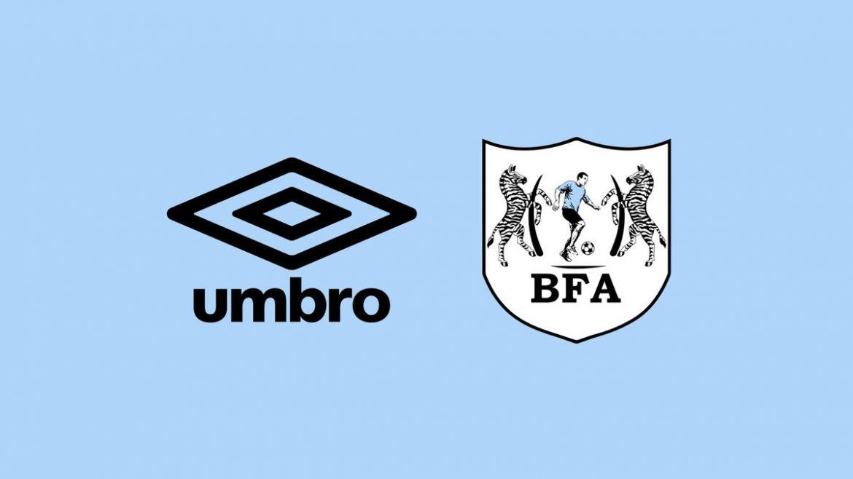 Umbro Seleção de Botswana