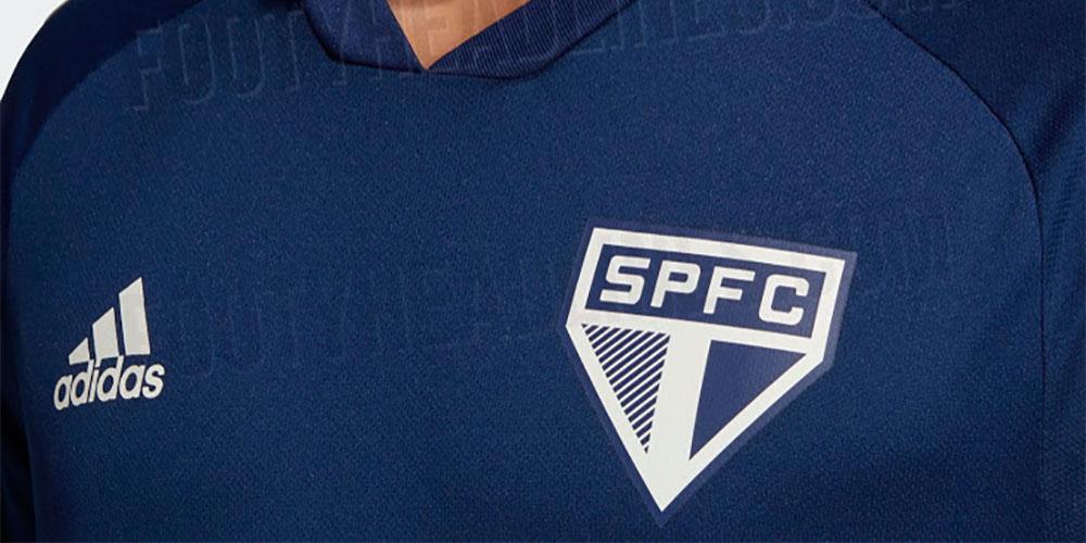 Camisas de treino do São Paulo para 2019 tem imagens vazadas