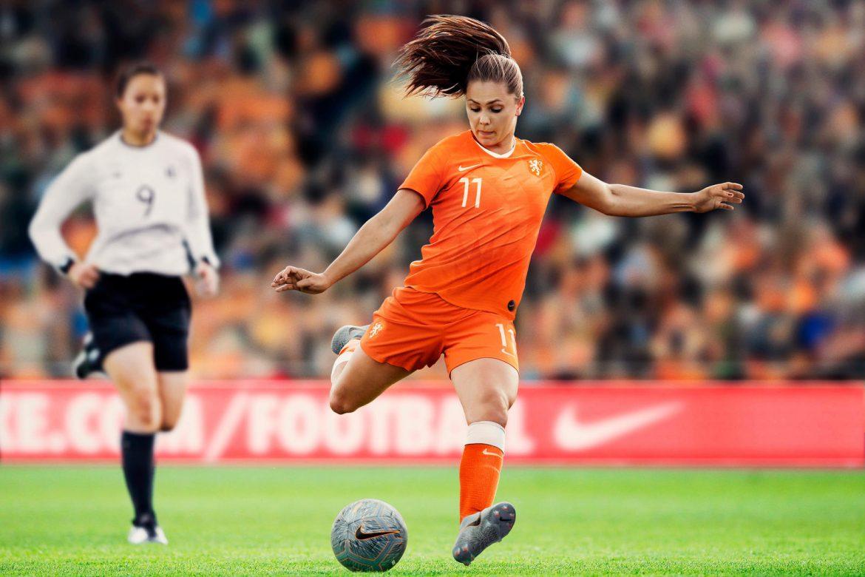 Camisas da Seleção Feminina da Holanda 2019 Nike | Copa do Mundo