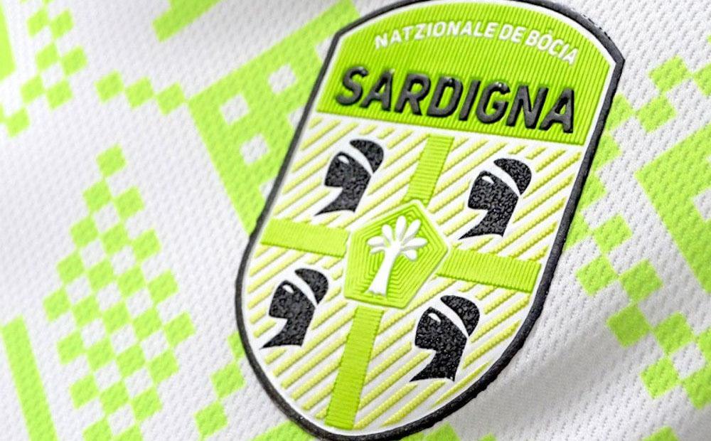 Camisas da Seleção da Sardenha 2019-2020 Eye