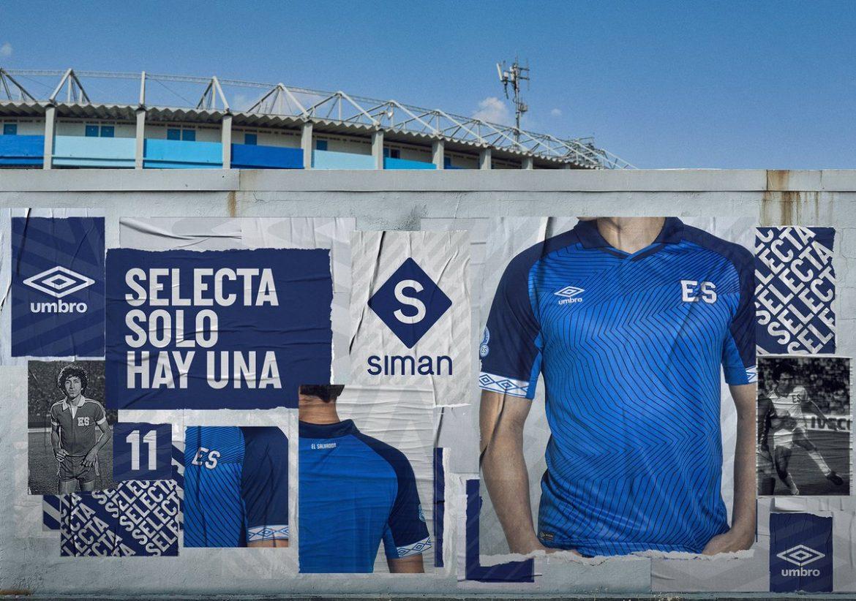 Camisas de El Salvador 2019-2020 Umbro