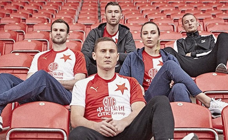 Camisas do Slavia Praga 2019 PUMA