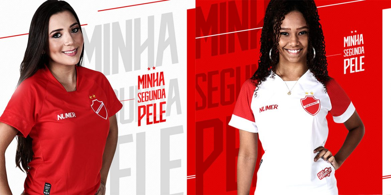 Camisas do Vila Nova 2019 Numer