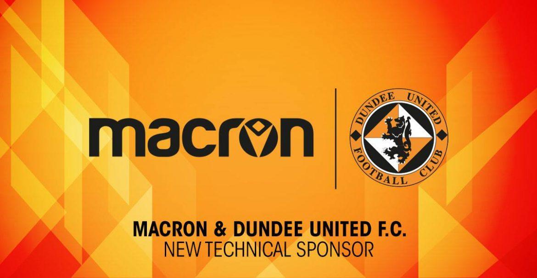 Dundee United Macron