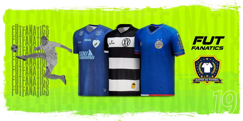 Estaduais 2019 camisas de times brasileiros com desconto na FutFanatics