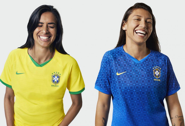 Nike não venderá camisas da seleção feminina na versão masculina