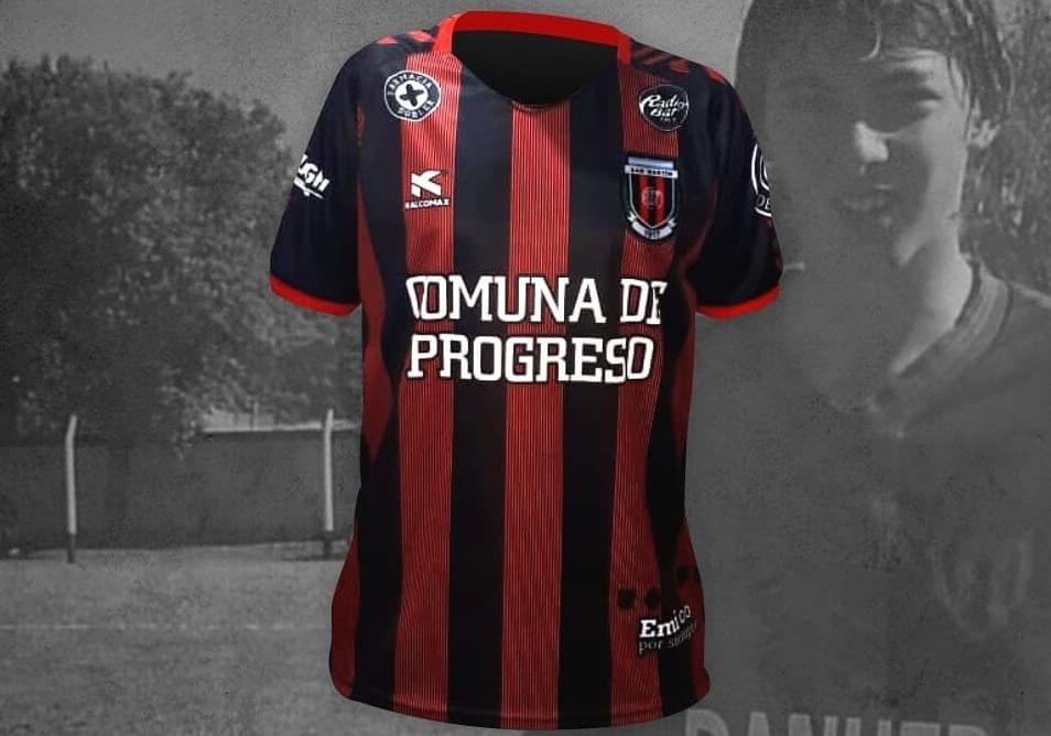 San Martín lança camisa em homenagem a Emiliano Sala