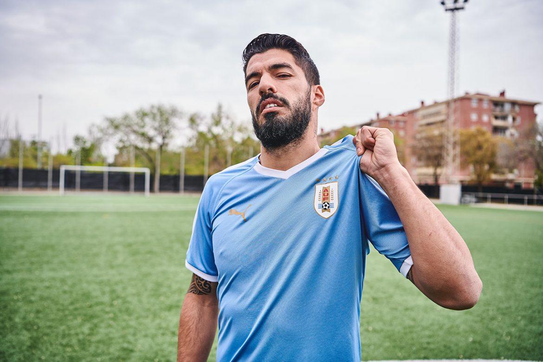 Camisas do Uruguai 2019-2020 PUMA | Copa América