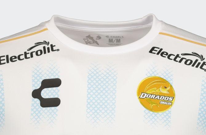 Camisa Mano de Diez do Dorados de Sinaloa 2019 Charly