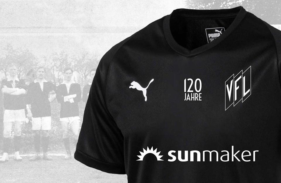 Camisa de 120 anos do VFL Osnabrück 2019 PUMA