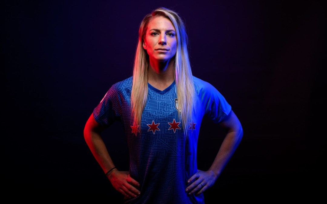 Camisas do Chicago Red Stars 2019 Nike