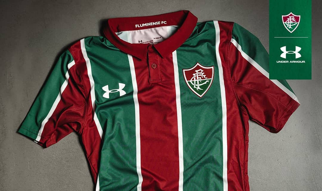 Camisas do Fluminense 2019-2020 Under Armour