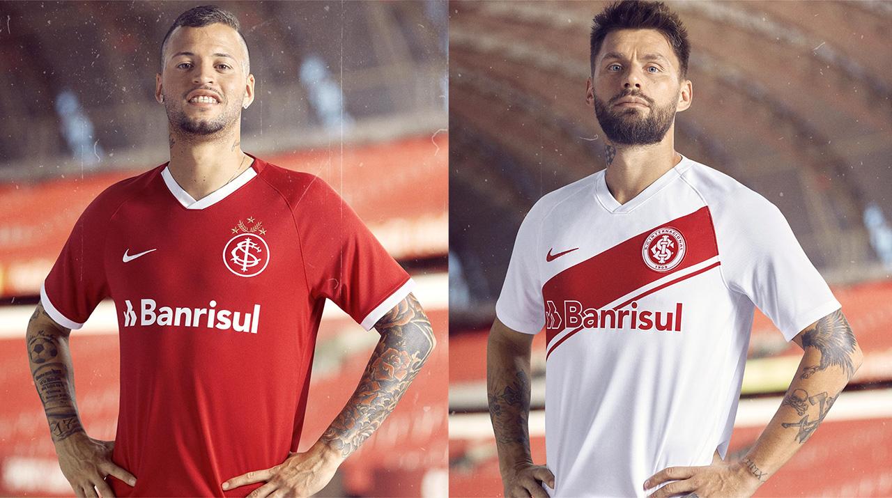 Novas Camisas Do Internacional 2019 2020 Nike Mantos Do Futebol