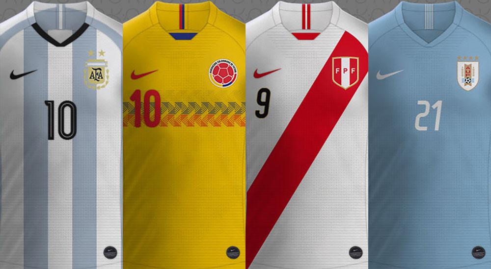 Copa América Nike