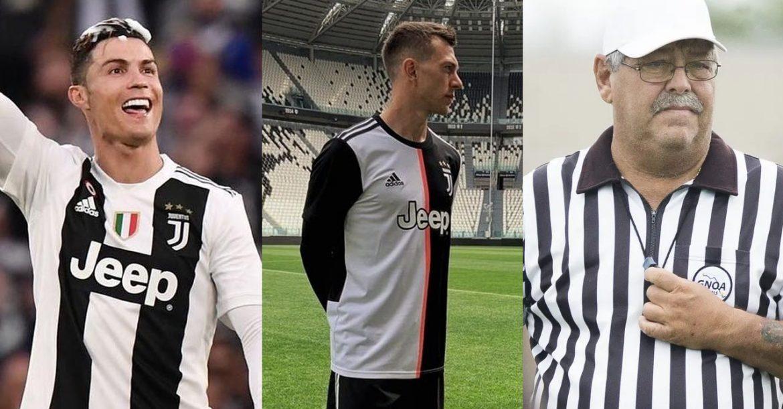 Juventus ousa em nova camisa