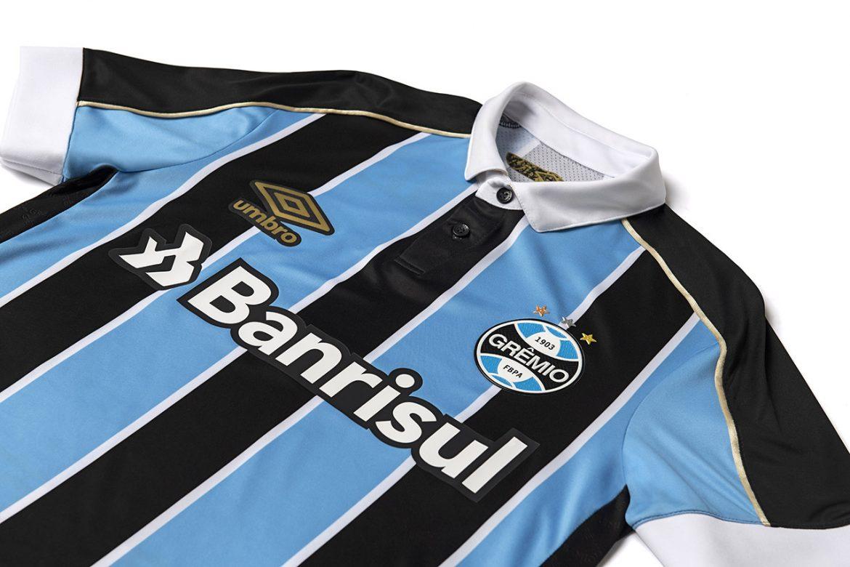 Camisas do Grêmio 2019-2020 Umbro