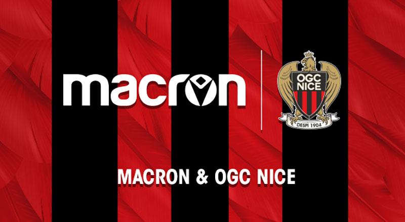 OGC Nice Macron