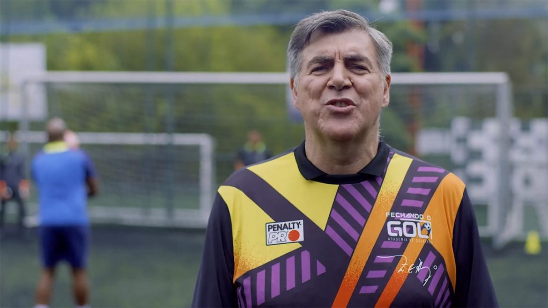 Penalty lança camisa retrô do Zetti no Mundial de Clubes de 1993 abre