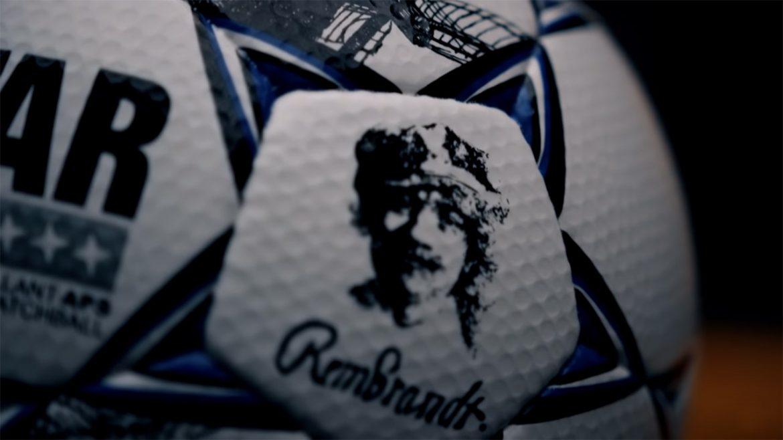 Rembrandtball Derbystar abre