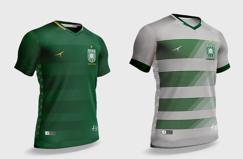 SE Gama lança camisas em edição limitada