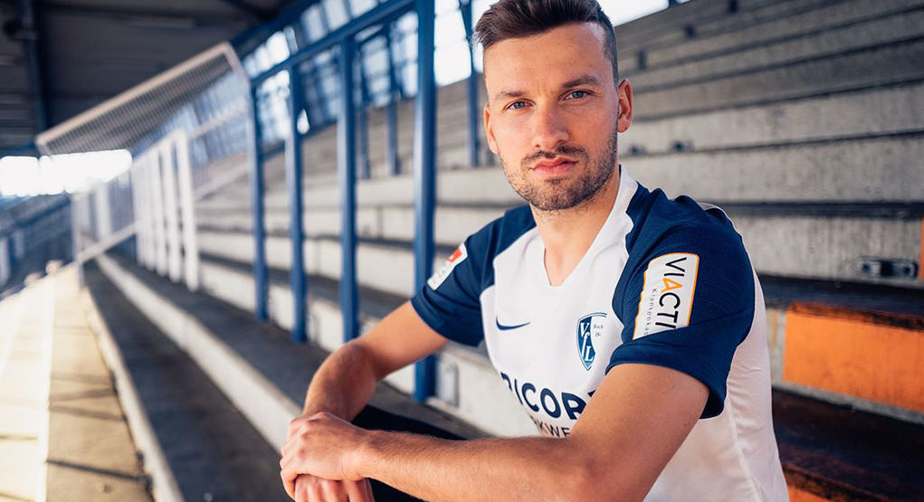 camisas do VFL Bochum 2019-2020