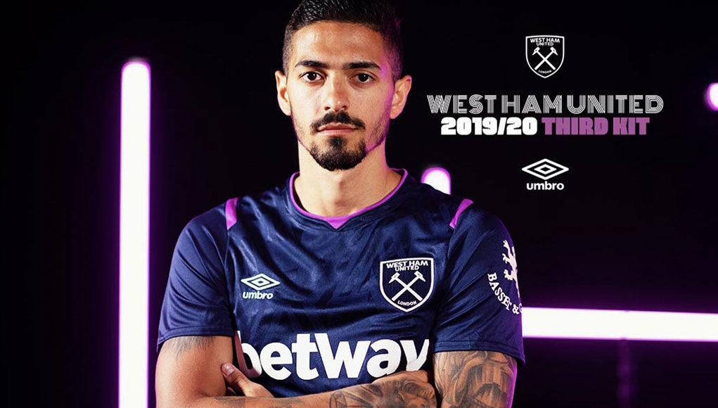 camisas do West Ham 2019