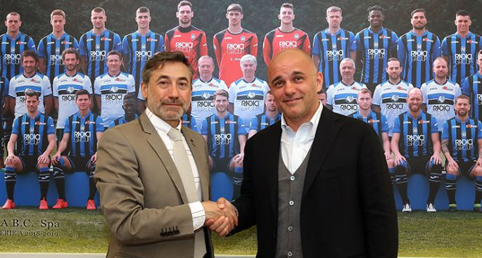 Atalanta e Joma renovam parceria até 2024