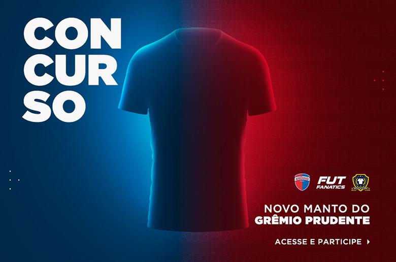 Crie o novo escudo, mascote e camisas do Grêmio Prudente