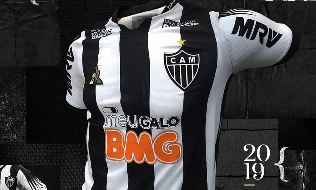 Atletico Mineiro Lancara Quarta Camisa Com Participacao Da Torcida Mantos Do Futebol