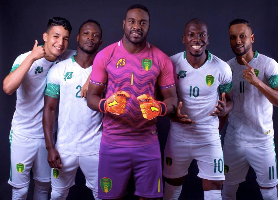 Camisas da Mauritânia 2019-2020 AB Sports