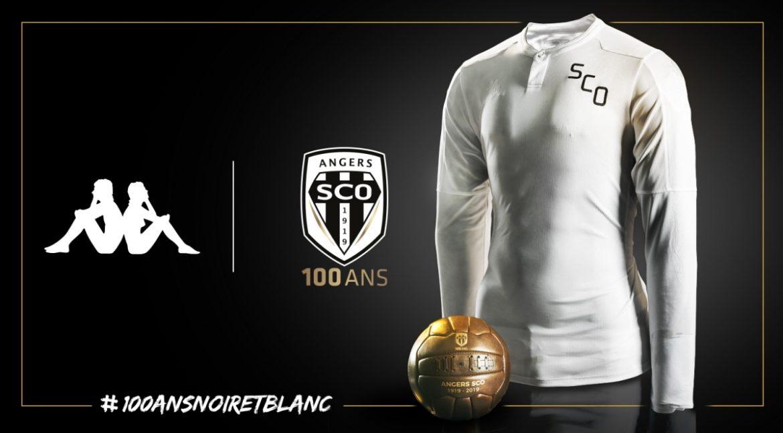 Camisas do Angers SCO 2019-2020 Kappa