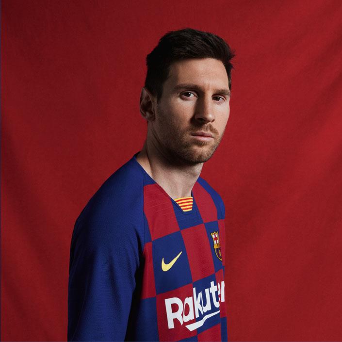 Camisas do Barcelona 2019-2020 Nike