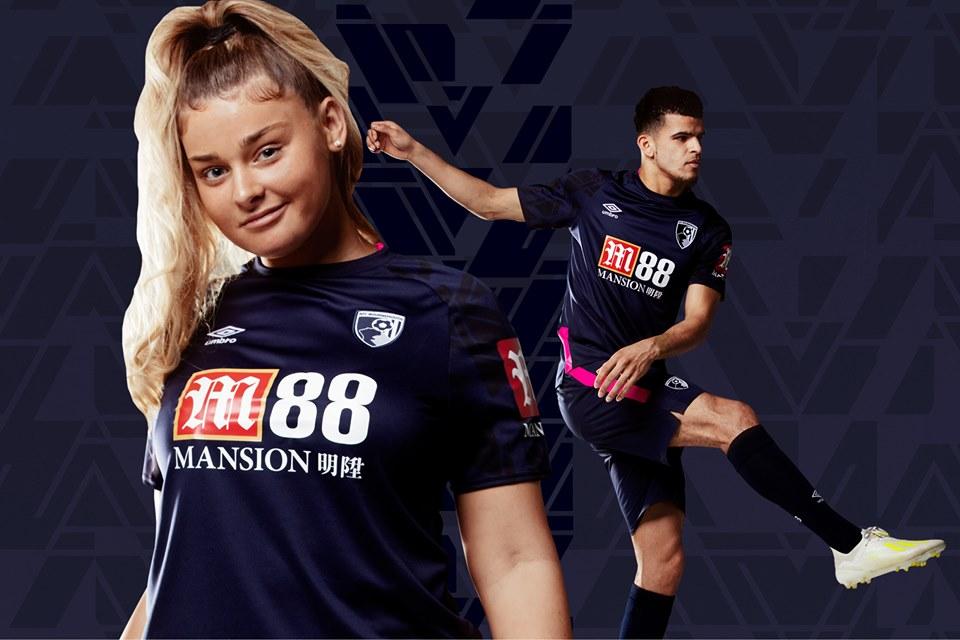 Camisas do Bournemouth 2019-2020 Umbro
