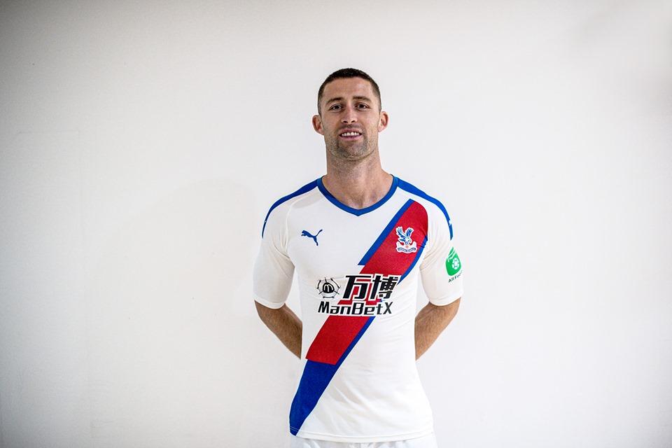 Camisas do Crystal Palace 2019-2020 PUMA