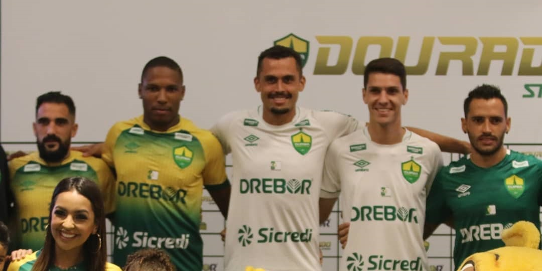 Camisas do Cuiabá 2019-2020 Umbro
