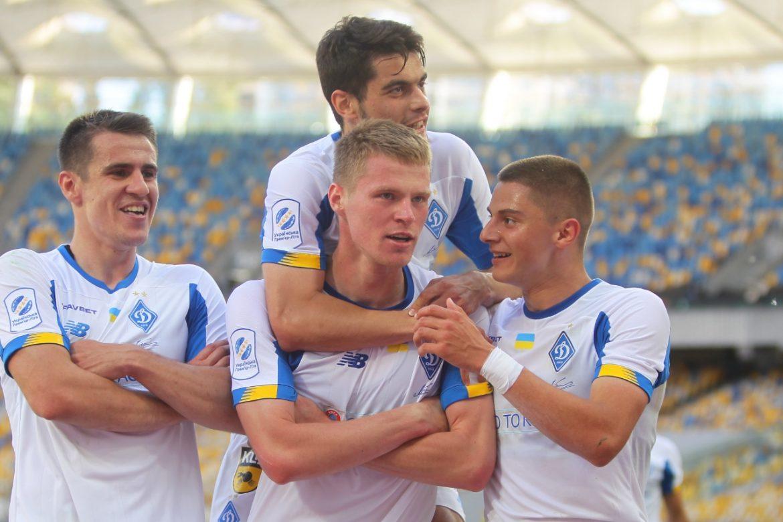 Camisas do Dynamo Kiev 2019-2020 New Balance